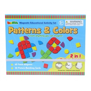 Patterns and Colours Magnetic Activity Set