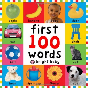First 100 Words - A Priddy Book