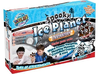 Spooky Ice Planet Lab by Wild Science