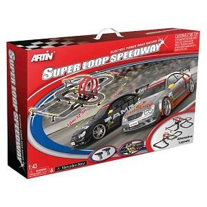Artin 143 Super Loop Speedway Wireless Road Racing Set