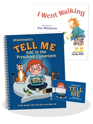 Tell Me AAC in the Preschool Classroom