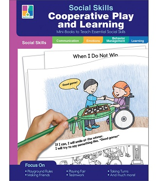 Cooperative Play and Learning Resource Book Grade PK-2 Paperback