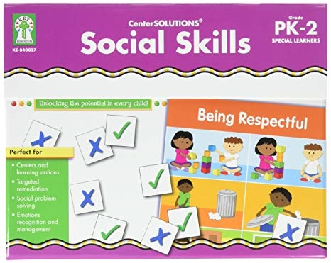 Social Skills Mini File Folder Games
