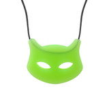 Cat Pendant - Sup-Purr-Natural- Glow in the Dark
