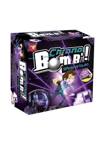 Chrono Bomb! Laser Field