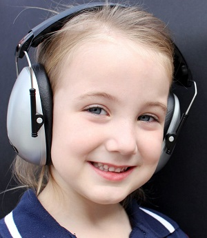 Children's Earmuffs Em's 4 Kids