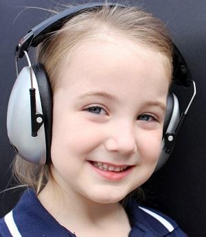 Children's Earmuffs Em's 4 Kids