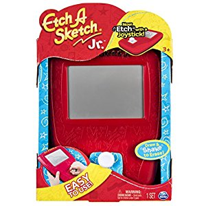 Etch A Sketch Jr.