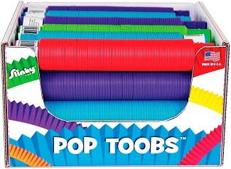 Pop Tubes - Set of 4