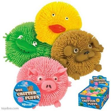 Wee Critter Puffs