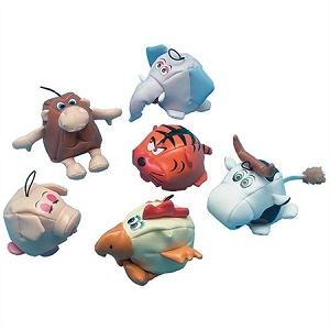 Critters Bean Bag - Set of 6