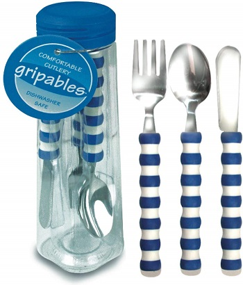 Gripables Comfortable Cutlery