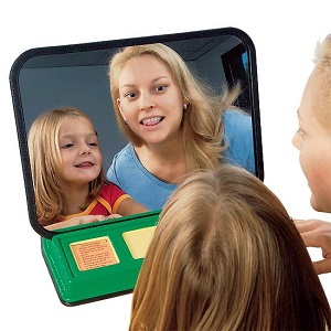 Multi-Message Talking Speech Mirror