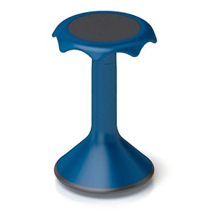 Hokki Stool.....Quick Ship Option.....Dark Blue Only.......New Lower Price