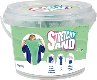 Stretchy Sand Green