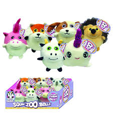 Squee-Zoo Balls