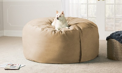 Metro Sax Giant Bean Bag Chair 5'