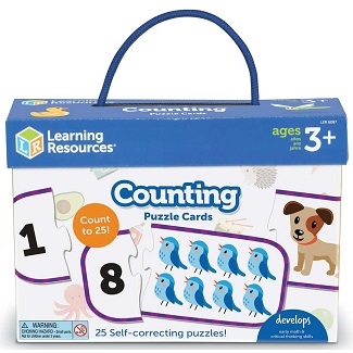 Puzzle Cards - Counting