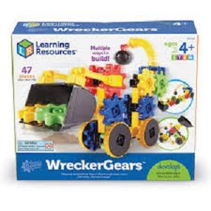 Gears !Gears ! Gears ! - Wrecking Gears