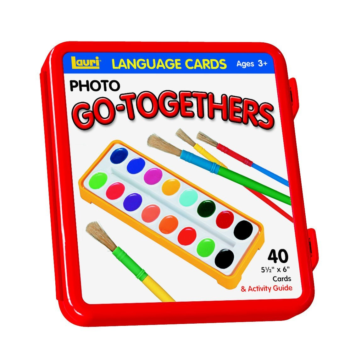 Language Picture Cards  Go-Togethers