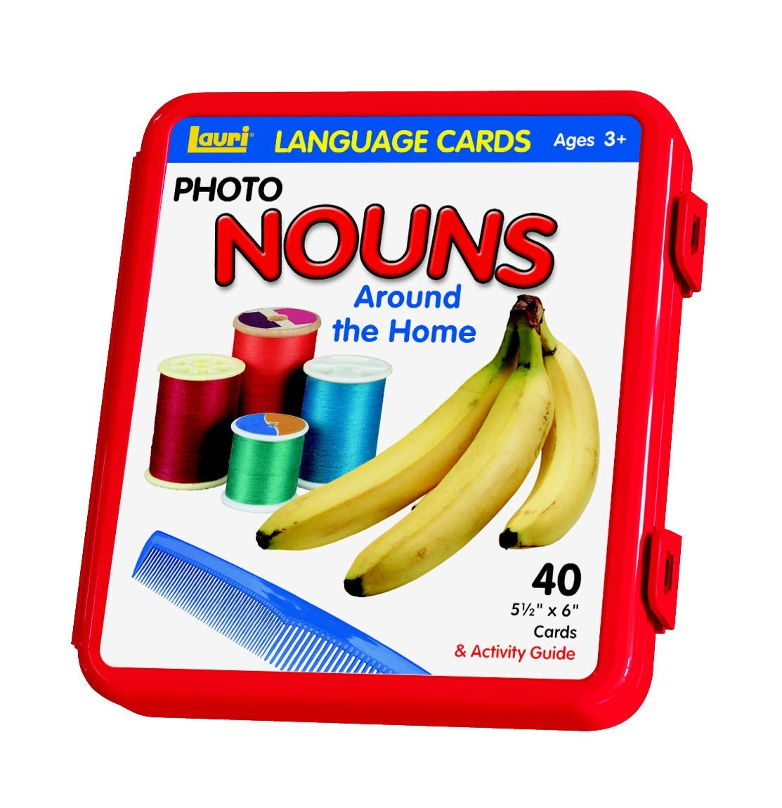 Learning Picture Cards Nouns