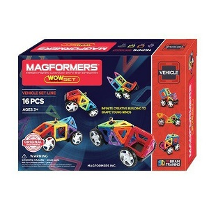 Magformers WOW Set -  Vehicles