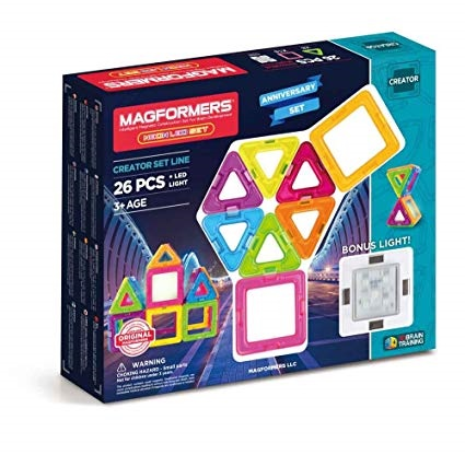 Magformers 26 LED Set