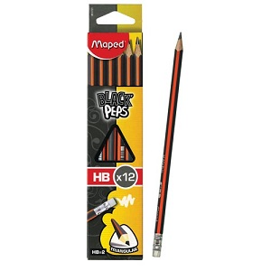 Triangular Pencils - HB