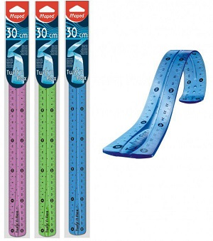 Twist N Flex Ruler 30 cm/12 inch