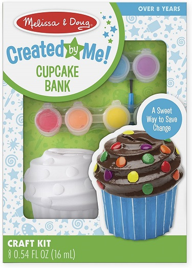 Created By Me Cupcake Bank