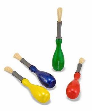 Jumbo Brush Set