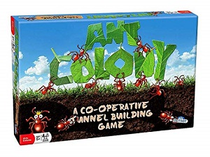 Ant Colony A Cooperative Game
