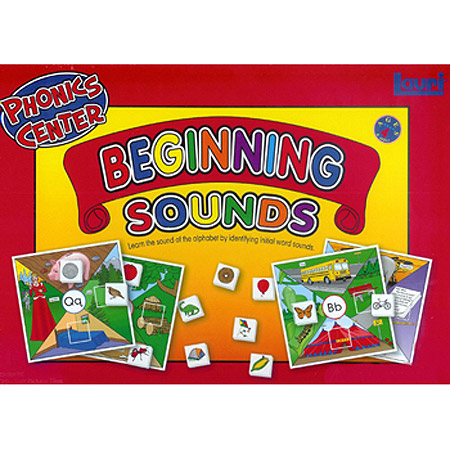 Beginnings Sounds Phonic Centre