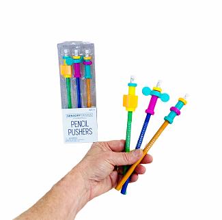 Pencil Pushers by Sensory Genius
