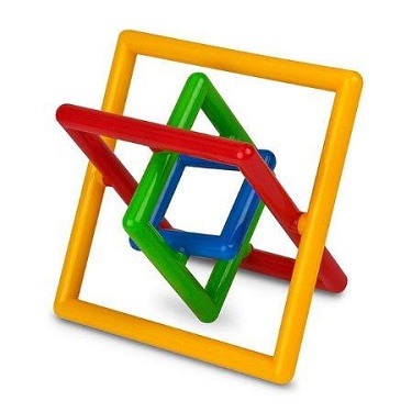 Square Gyrobi Fidget