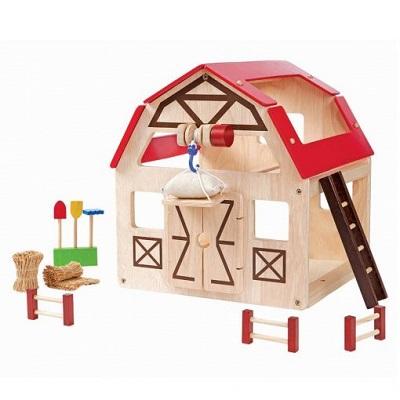 Plan Barn