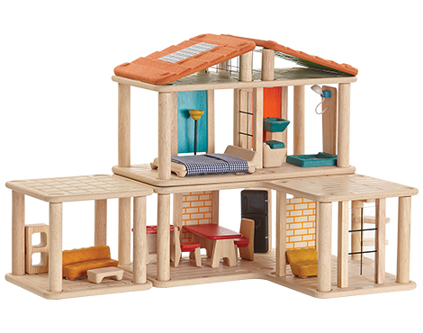 Plan Creative Play House