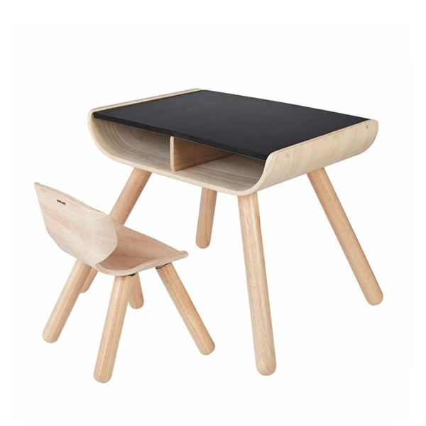 Plan Table and Chair Set