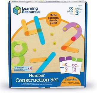 Number Construction Activity Set
