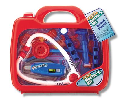 Medical Kit with Carrying Case