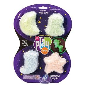 Play Foam - Glow In The Dark