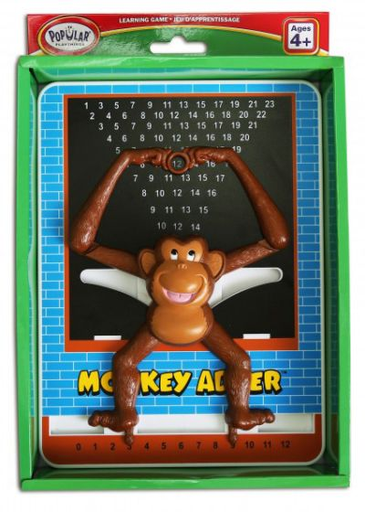 Monkey Calculator Addition