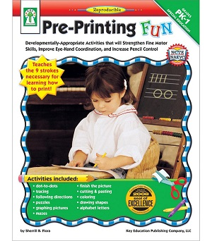 Pre-Printing FUN Resource Book