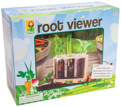 Garden Root Viewer