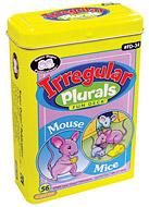 Irregular Plurals Fun Deck