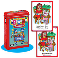Pronoun Parade Fun Deck