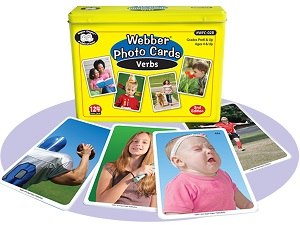 Webber Photo Cards - Verbs - 2nd Edition