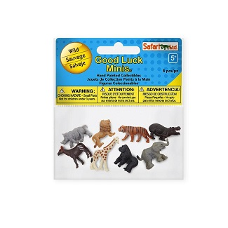 Good Luck Minis  Wild Collection