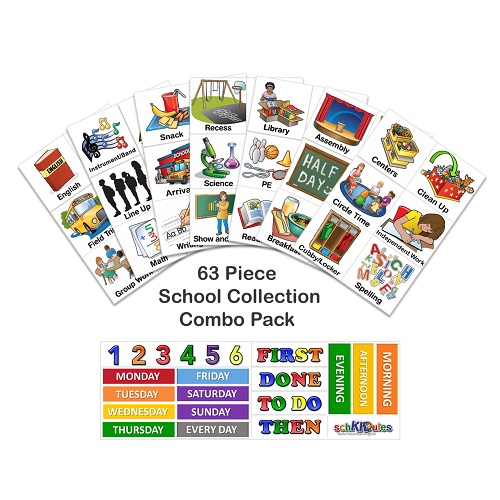 School Collection Combo Pack