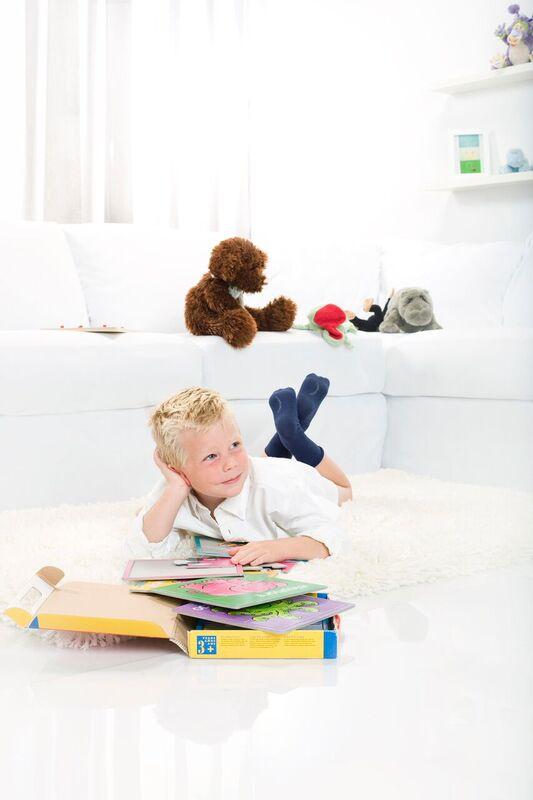 Seamless Socks by Smart Knit Kids